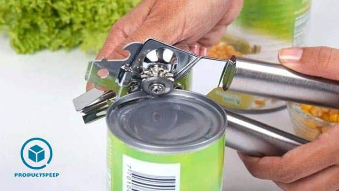 Can opener - Essential cooking tools and their functions