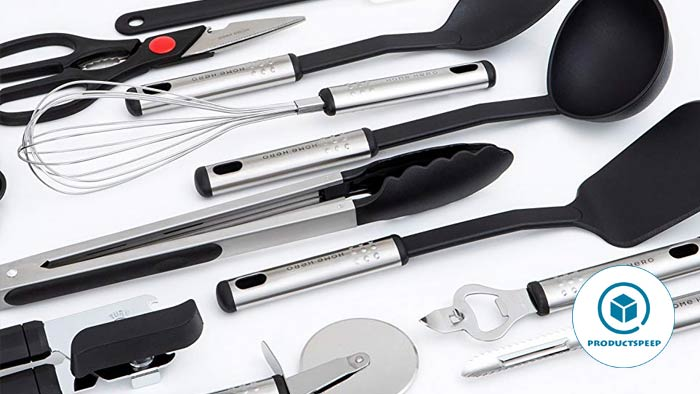 Spoons, whisks, spatulas, and tongs - Essential cooking tools and their functions